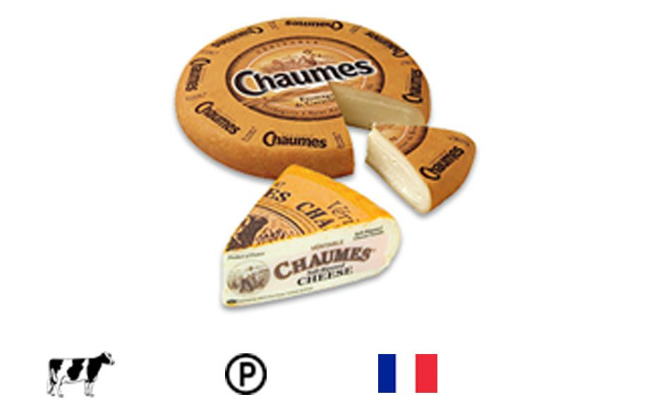 Chaumes A cheese